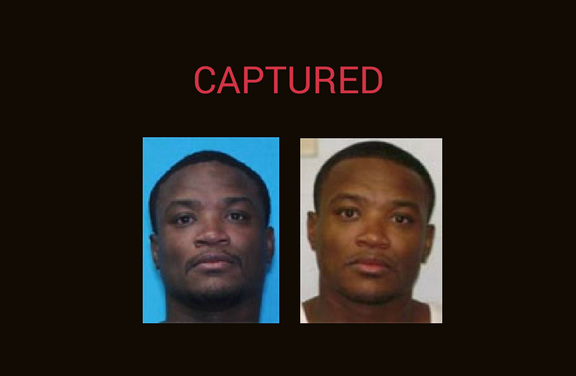 Texas 10 Most Wanted Fugitive Captured in Dallas