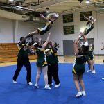 Paris Junior College Cheerleading Clinic & Tryouts this Saturday
