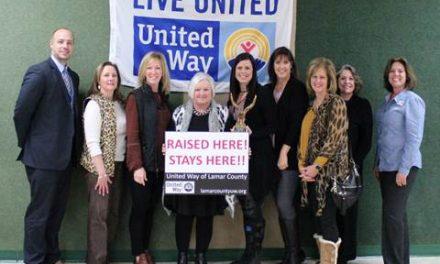 North Lamar ISD receives United Way Eagle Award