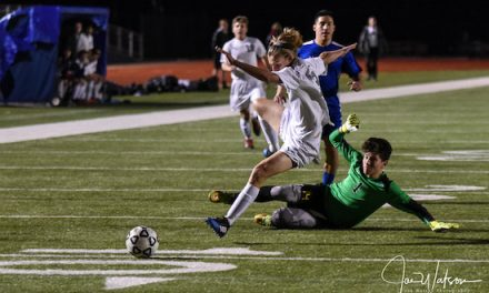 Paris Posts Pair of Soccer Shutouts