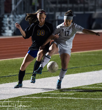 PHS Sweeps NL in District Soccer