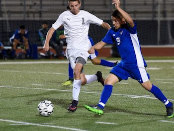 Cats Win, Take District Soccer Lead