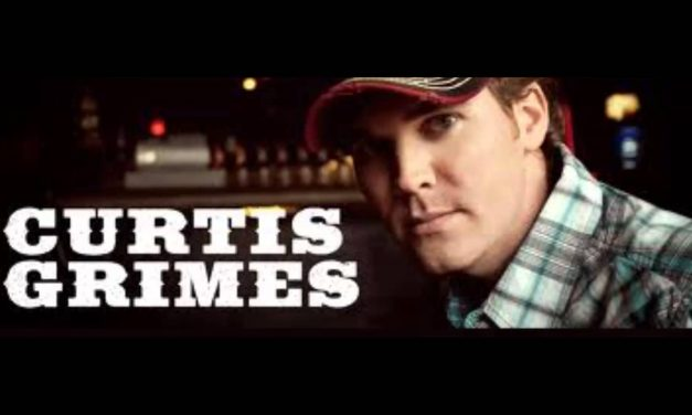 Curtis Grimes live at Heritage Hall in Paris in April