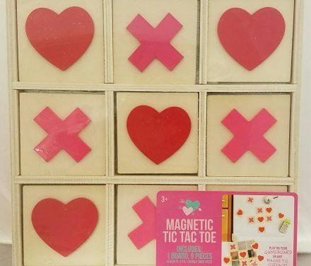 Target recalls Tic Tac Toe Board due to choking hazard