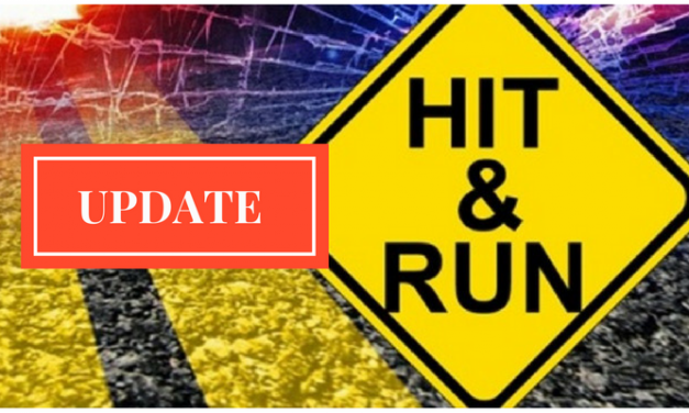 Update regarding hit and run incident on Pine Bluff