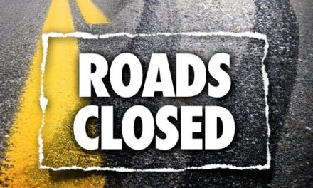 Road Closures today