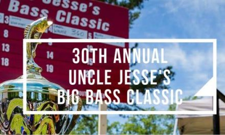 30th Annual Uncle Jesse's Memorial Big Bass Classic Fishing Tournament