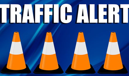 Traffic Alert for City of Paris
