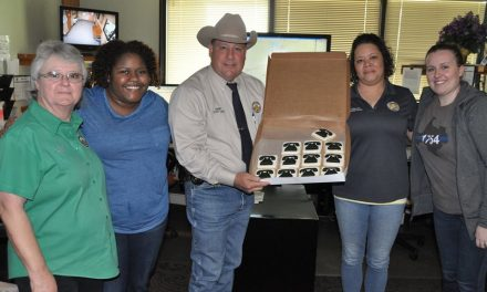 Sheriff Cass recognizes Public Safety Telecommunicators