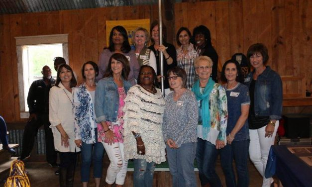 125 North Lamar Alumni Catch up after 40 years