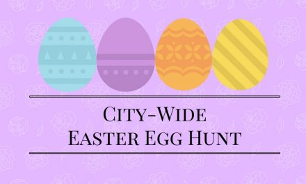 City of Paris to host Easter Egg Hunt today at Wade Park – you still have time to make it