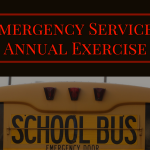 Emergency Services Annual Exercise – Mock School Bus Incident