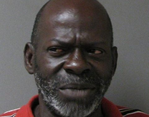 Male passes out on porch – charged with possession