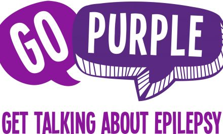 Get Talking about Epilepsy – Go Purple on April 24, 2017