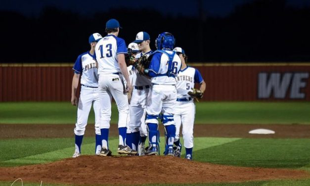 Panthers Hold off Atlanta Rally to Take Over Second Place in District