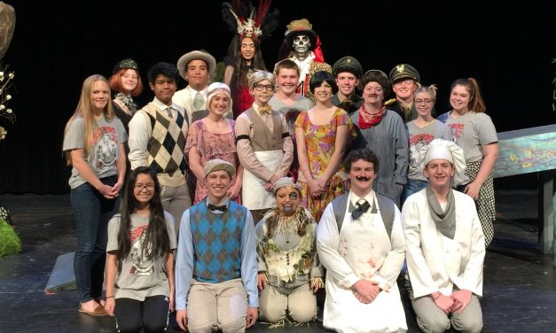 North Lamar Brings Home Fourth In Drama at State