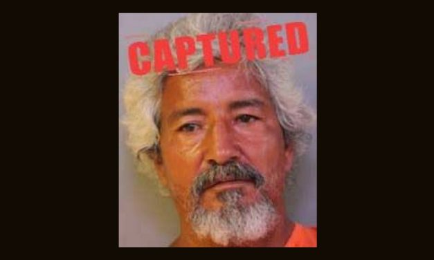Texas 10 Most Wanted Sex Offender Arrested in Florida