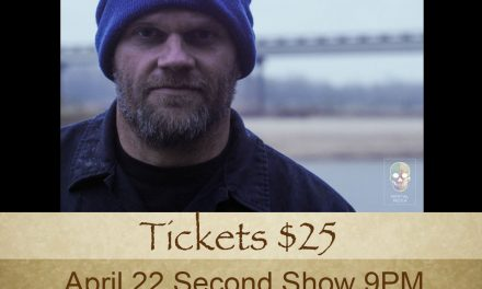 That Guy's Coffee presents Michael O'Neal at The Listening Room – Tonight!