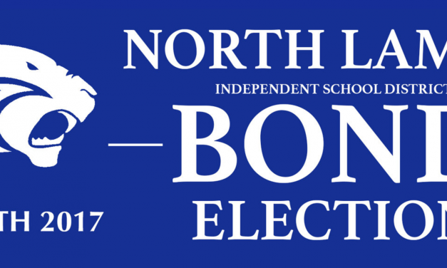 Voting for NL Bond Election on May 6