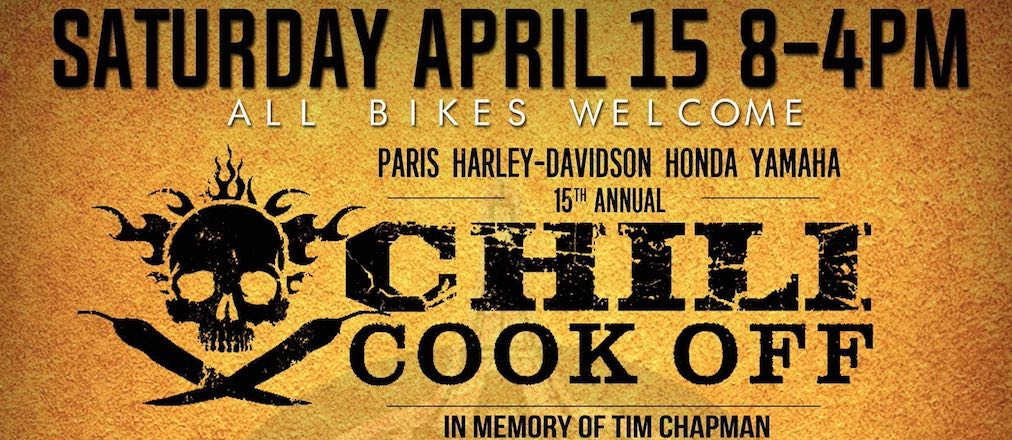 Chili Cook Off, Fun Run, Live Music and More!