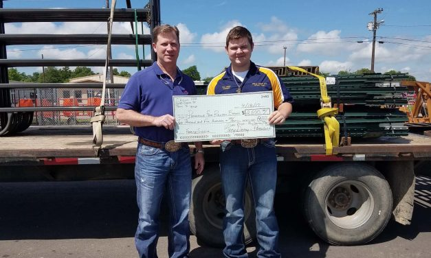 Chisum FFA supports Panhandle Fire Relief Effort