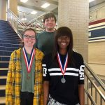 UIL Calculator Team Takes First Place Team at UIL Academic District