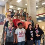 Paris High Schools represents at UIL District Competition