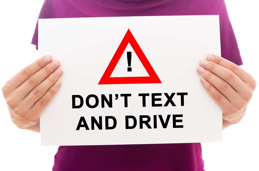 Statewide ban on texting while driving goes to the Senate floor next week