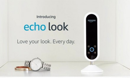 Amazon's Echo Look camera has Alexa giving you fashion tips