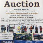 Detroit FFA Award Banquet and Auction