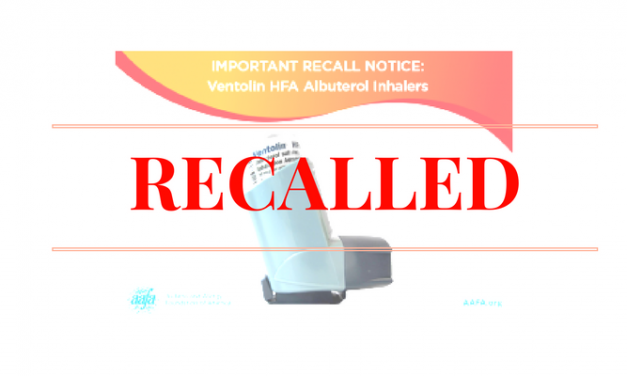 GSK to recall more than 593,000 inhalers in the U.S.