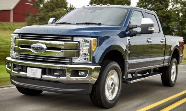 Ford recalling 52,000 trucks