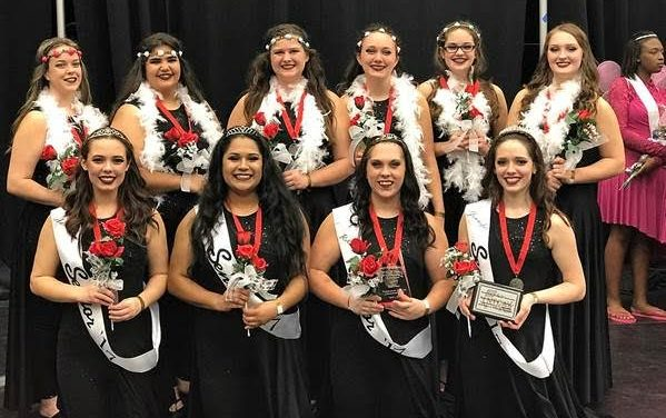 NLHS Colorguard places second at state