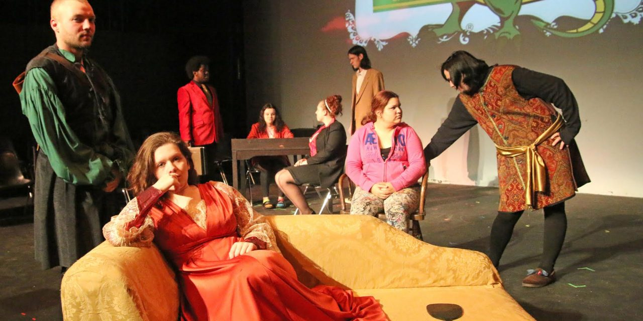 New Works Festival opens Thursday evening at PJC