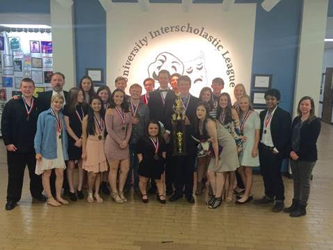 North Lamar's One Act advances to State