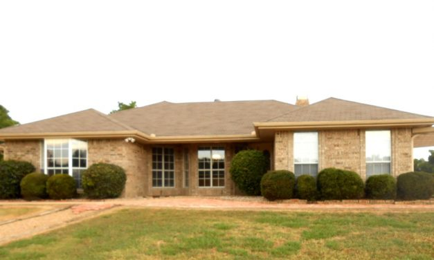 Modern brick home for sale in Roxton
