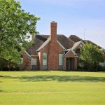 Gated 2-story home on a 5+acre lot