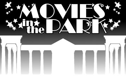 Movies in the Park Schedule for the Summer