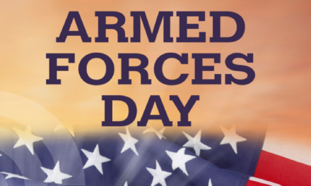 May 20, 2017 – Armed Forces Day
