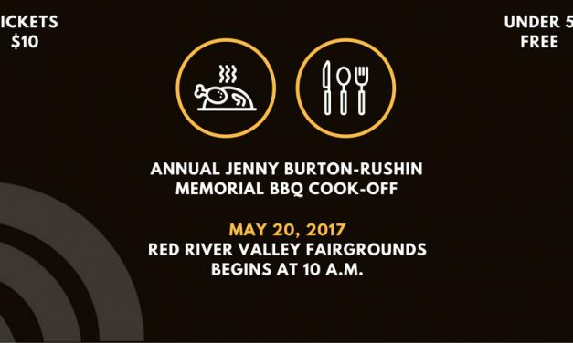 Jenny Burton-Rushin Memorial BBQ Cook-Off