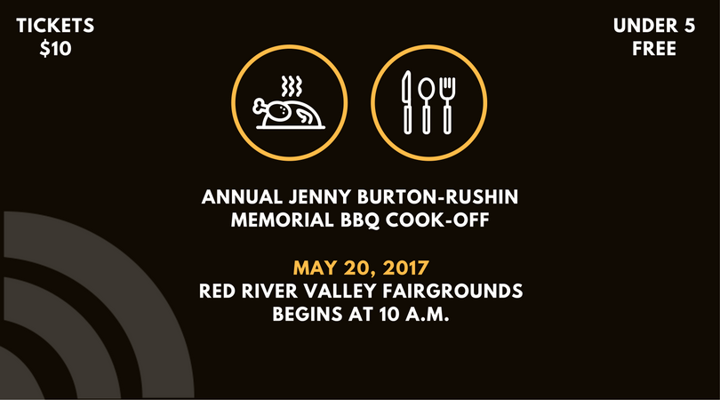 Jenny Burton-Rushin Memorial BBQ Cook-Off