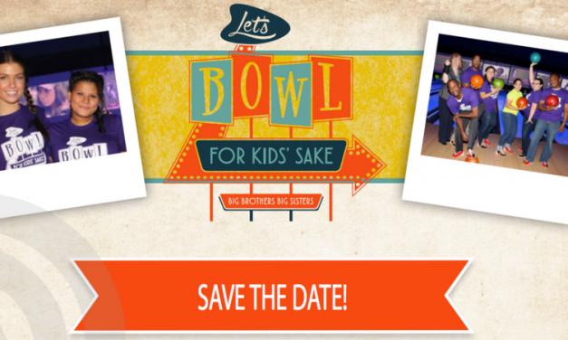 Paris Bowl for Kid's Sake Registration Open