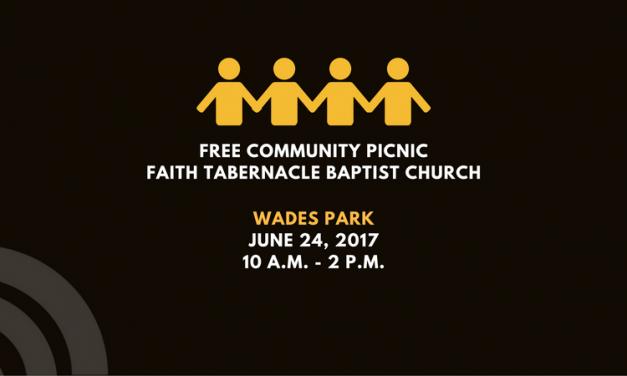 Annual Community Picnic – Faith Tabernacle Baptist Church
