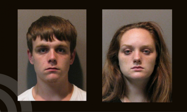 Shots Fired and Two Arrested