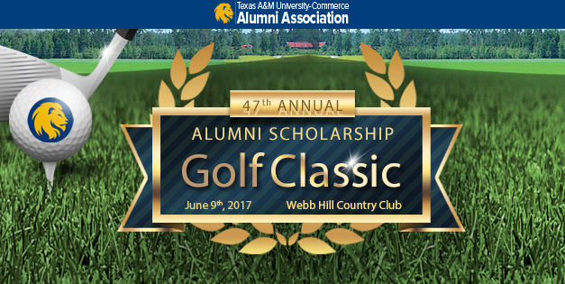 Texas A&M Commerce Annual Alumni Golf Classic