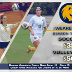 Ticket information for 2017 Lion Soccer & Volleyball announced