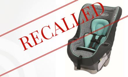 GRACO announces recall of over 25,000 car seats