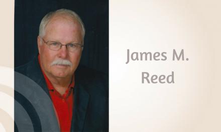 James M. Reed of Paris