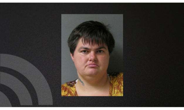 Female arrested for Possession of Controlled Substance