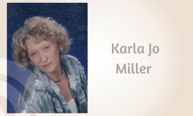 Karla Jo Miller of Paris